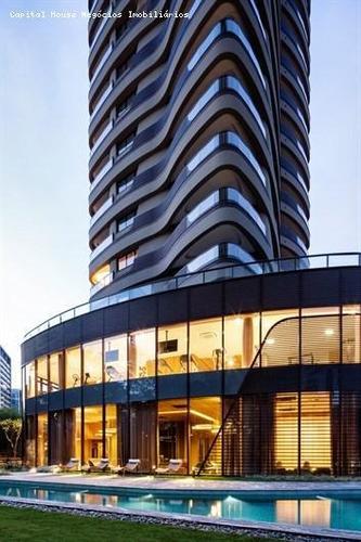 Apartamento Para Venda Em São Paulo, Vila Olímpia, 1 Dormitório, 1 Banheiro, 2 Vagas - Cap2952_1-1343331