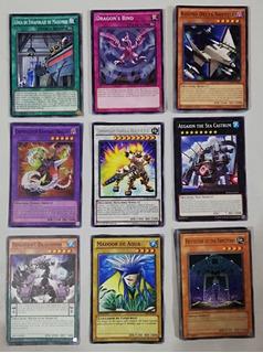 Pack 60 Cartas Yu-gi-oh! Originales!!!