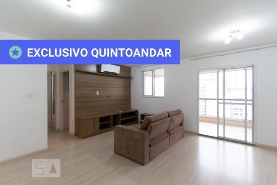 Apartamento No 16º Andar Com 2 Dormitórios E 2 Garagens - Id: 892989574 - 289574