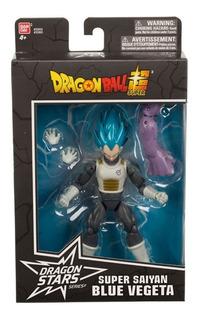 Muñeco Dragon Ball Super 17 Cm Articulados Vegeta Ss Blue 35