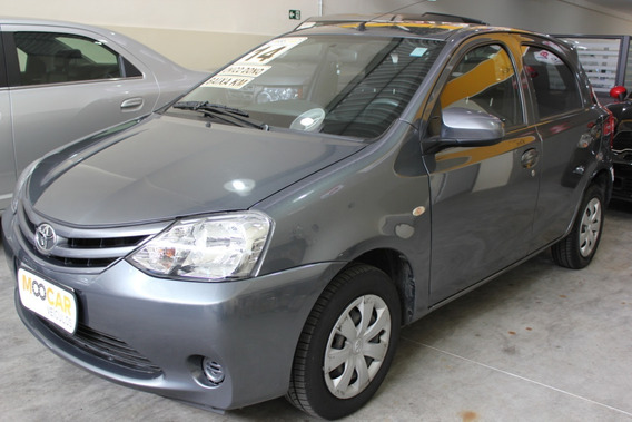 Toyota Etios 1.3 X Flex Manual