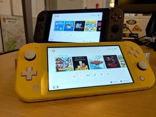 Nintendo Switch Lite Nv