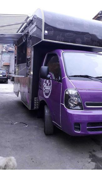 Vendo Food Truck Para Lanches E Hot Dog