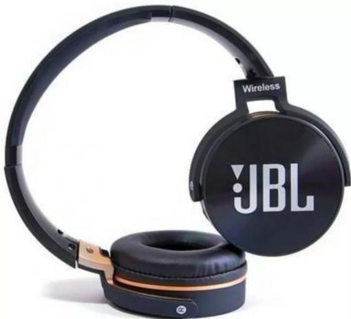 Headset Fone De Ouvido Com Microfone Bluetooth Super Bass Sd Fm Sem Fio