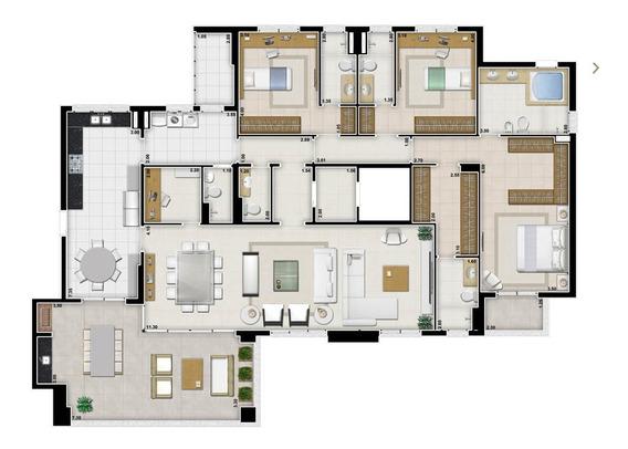 Apartamento 3 Suites