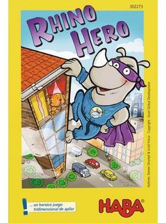 Rhino Hero, Juego De Tablero