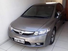 Honda Civic Lxl Motor 1.8 140cv Automatico 2010 Completo