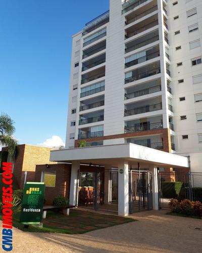 Imagem 1 de 30 de Apartamento À Venda Villa Bella 4 Dorms Campinas - Ap17901 - 32265635