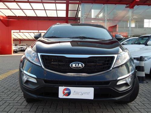 Kia Sportage 4x4 Lx 2.0 16v (aut.) 4p