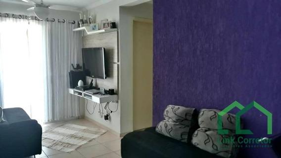 Apartamento À Venda, 53 M² Por R$ 265.000,00 - São Bernardo - Campinas/sp - Ap1439
