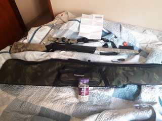 Sniper Airsoft Well Mb02 Com Upgrades E Nota Fiscal