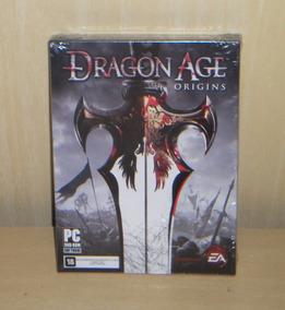 Dragon Age - Origins - Edição De Colecionador - Lacrado