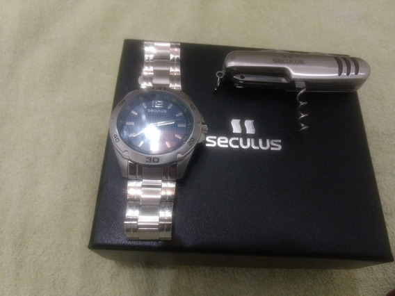 Relógio Seculus Original Na Caixa