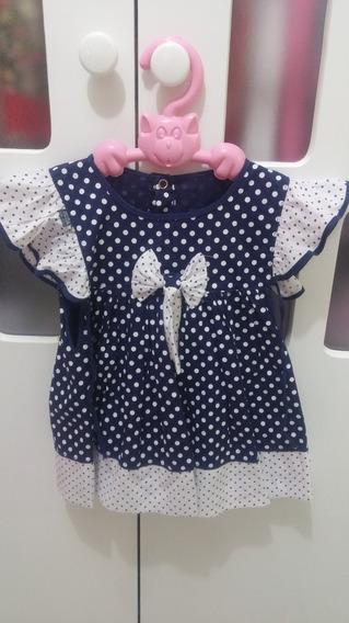 Vestido Para Bebê Menina