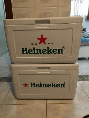Cooler Coleman Heineken!