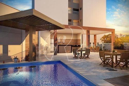 Apartamento Com 3 Dormitórios À Venda, 75 M² Por R$ 715.733,85 - Benfica - Fortaleza/ce - Ap2298