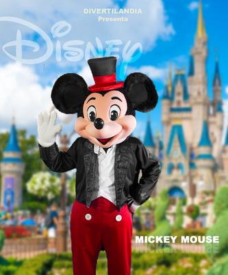 Mickey Minnie Donald Daisy Pluto Goofy Shows Personajes