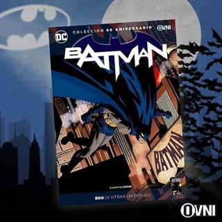Batman Colección 80 Aniversario Nuevo Precio Por Unidad