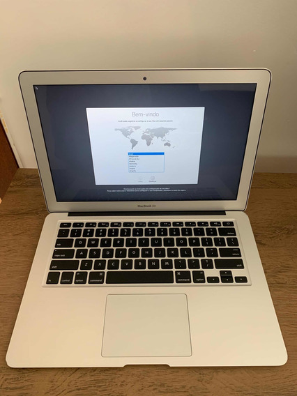 Macbook Air 11 I5 4gb Ram Ssd 128gb 2015