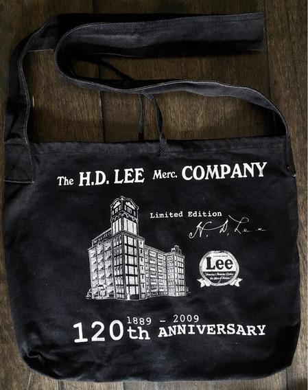 Morral Lee 120 Aniversario Original 35x45cn
