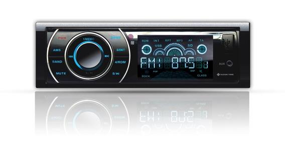 Stereo Suzuki Usb 45x4 Control Remoto, Desmontable 3 Colores