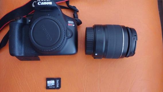 Cámara De Fotos Canon Eos Rebel T6