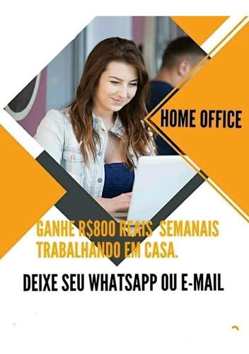 Imagem 1 de 1 de Marketing Digital (home Office)