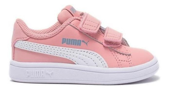 Puma Zapatillas Kids - Smash V2 L R
