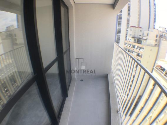 Apartamento A Venda No Bairro República Em São Paulo - Sp. - Apc23-3-1