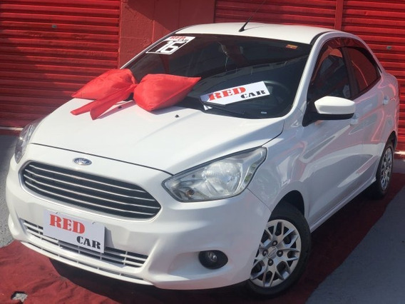 Ford Ka Sedan 1.5 Sel Plus 2016 Manual
