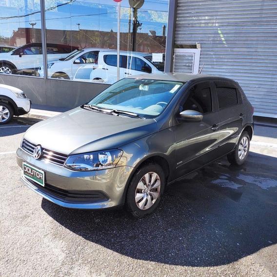 Volkswagen Gol 1.6 8v Trendline 4p Flex 2014 / Gol 14