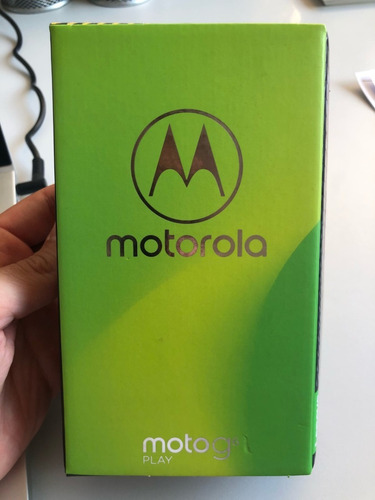 Motorola G6 Play - Seminovo
