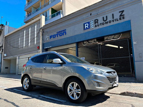 Hyundai Tucson 2010 Automatica Inmaculada Financio Permuto