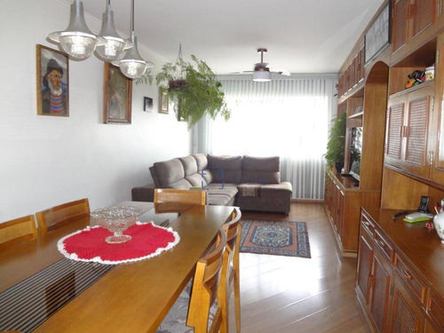 Apartamento 83m², 2 Dormitorios,  1 Vagas - Mirandópolis - Ap10900