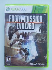 Front Mission Evolved Xbox 360 Original