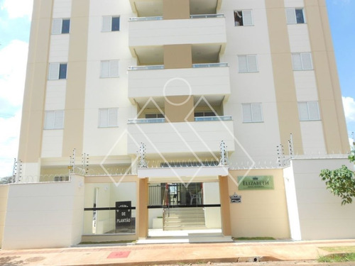 Apartamento No Elizabeth Royal Residence 3 Dormitórios 1 Vaga - Mi1247
