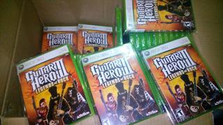 Guitar Hero 3 Xbox 360 Como Nuevo Exelentes Condiciones