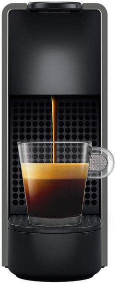 Cafetera Nespresso Essenza Mini Color Gris