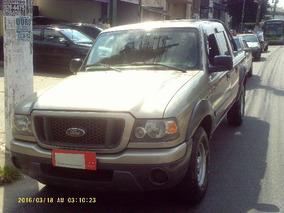 Ranger 2.3 Xls Cab. Dupla 4x2 4p 2007 Raridade