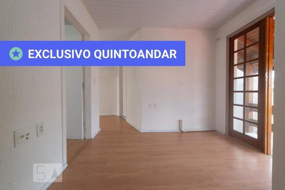 Apartamento Térreo Com 1 Dormitório - Id: 892973214 - 273214