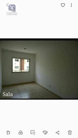 Apartamento Com 2 Dormitórios À Venda, 52 M² Por R$ 180.000 - Cidade São Jorge - Santo André/sp - Ap9361