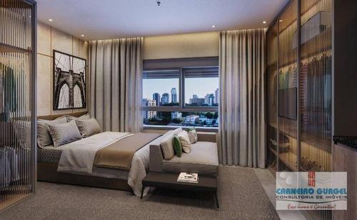 Imagem 1 de 6 de Studio Com 1 Dormitório À Venda, 21 M² Por R$ 397.760,00 - Paraíso - São Paulo/sp - St0033