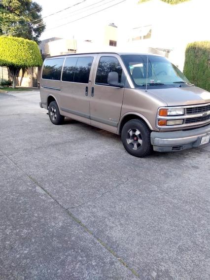 Chevrolet Express 4.3 Passenger Van Paq D 8 Pas V6 Mt 2000