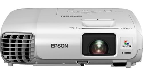Proyector Epson Video Beam Powerlite 98 Xga 3lcd