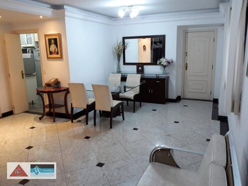Imagem 1 de 30 de Apartamento Com 3 Dormitórios À Venda, 125 M² Por R$ 990.000,00 - Tatuapé - São Paulo/sp - Ap6091