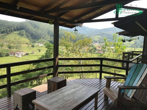 Casa Com 4 Dormitórios À Venda, 100 M² Por R$ 450.000 - Pagára - Santo Amaro Da Imperatriz/sc - Ca1167