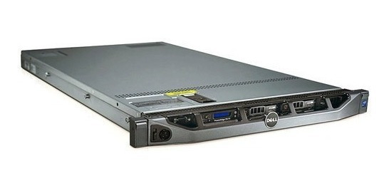 Servidor Dell R610 2 Six X5670,2 Fontes 32gb Ram Trilhos