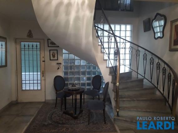 Casa Assobradada - Jardim Paulista - Sp - 498870