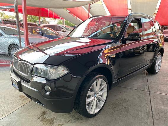 Preciosa Bmw X3 2.5is Top Line 2008 Jalisco