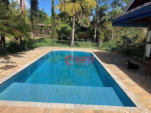 Chácara Com 3 Dormitórios À Venda, 5000 M² Por R$ 550.000,00 - Rosário - Tietê/sp - Ch0038